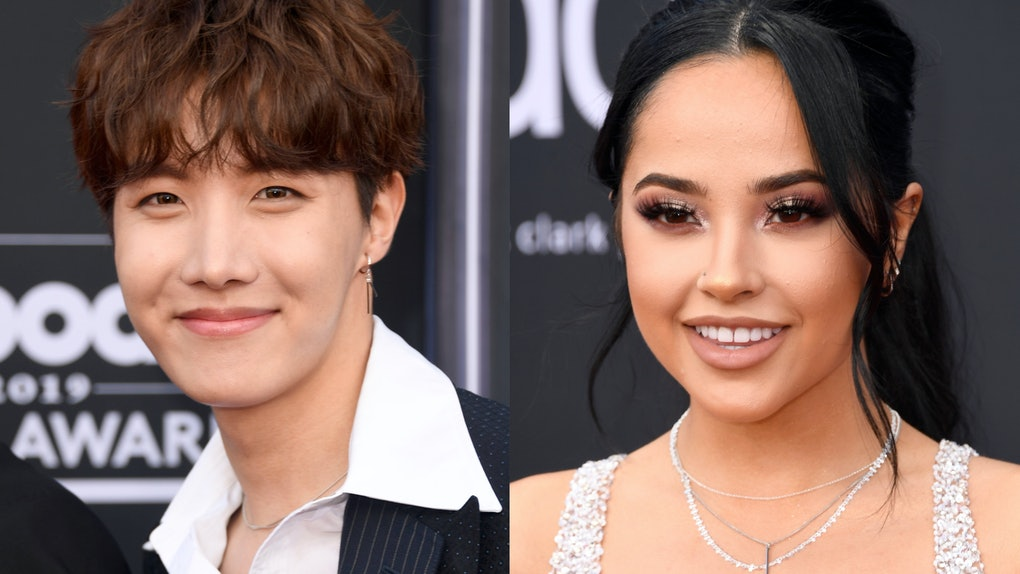 Is BTS' J-Hope Collaborating With Becky G? This Fan Theory