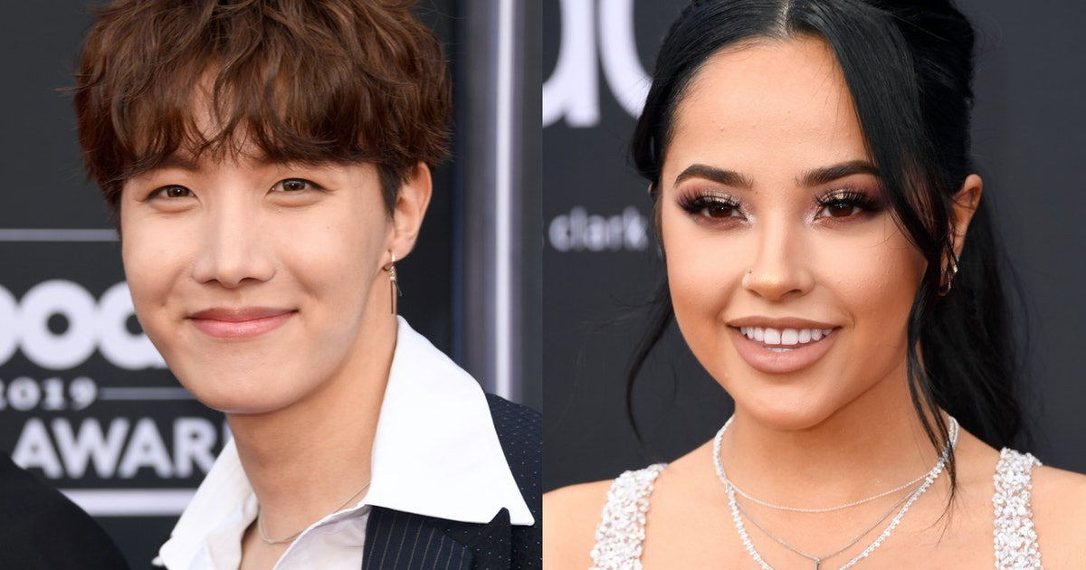 Is BTS' J-Hope Collaborating With Becky G? This Fan Theory Is Actually So Convincing