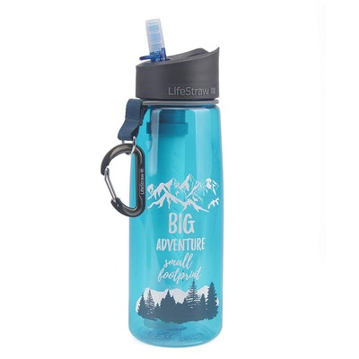 LifeStraw Filter Water Bottle