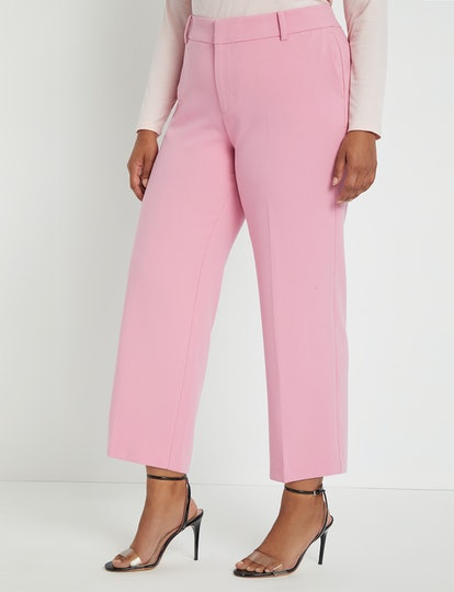 "Straiht Leg Ankle Pant in ""Lilum"""
