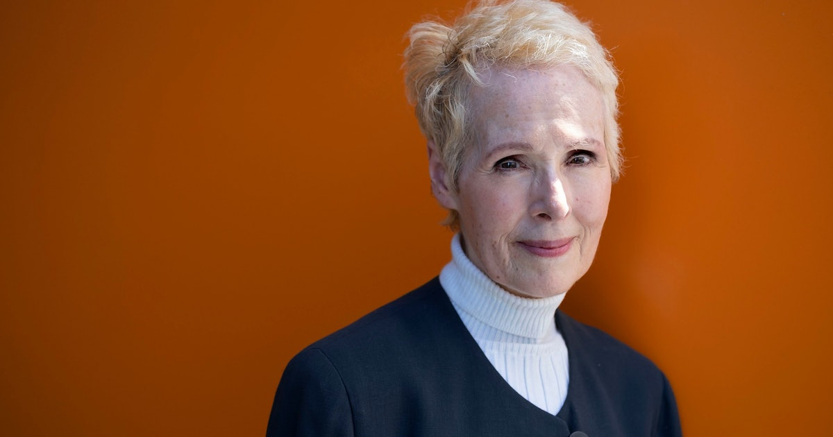 """E. Jean Carroll Is Ready To """"Fight"""" Trump: """"I'm Not Gonna Take It Lying Down"""""""