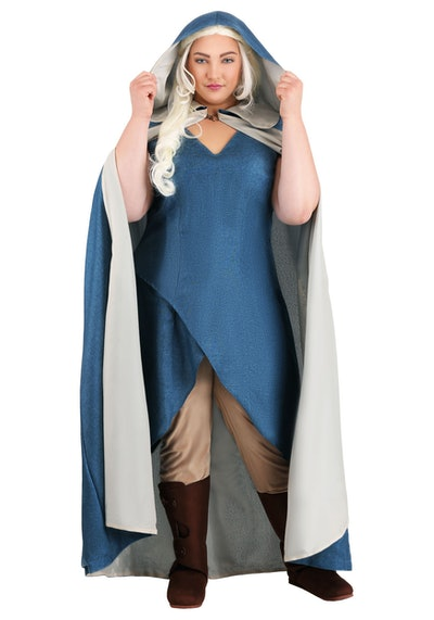 Plus Size Dragon Queen Costume