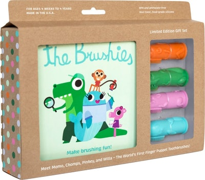 The Brushies (4 Pack)