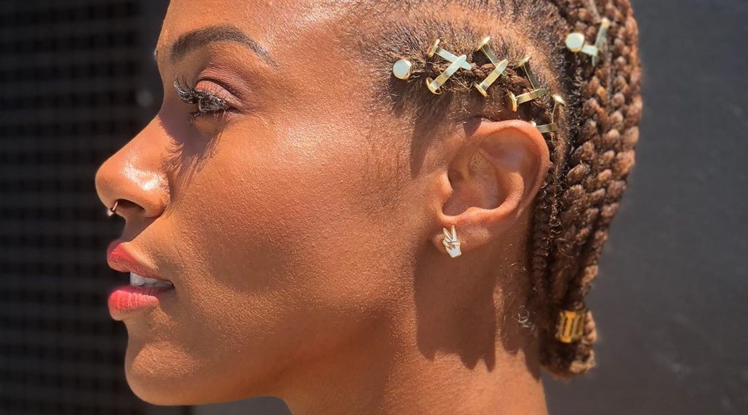 20 Accessories For Box Braids That Aren T Those Little Gold