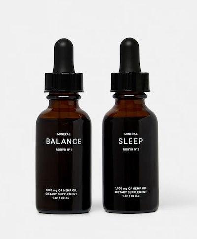 Balance + Sleep Oils