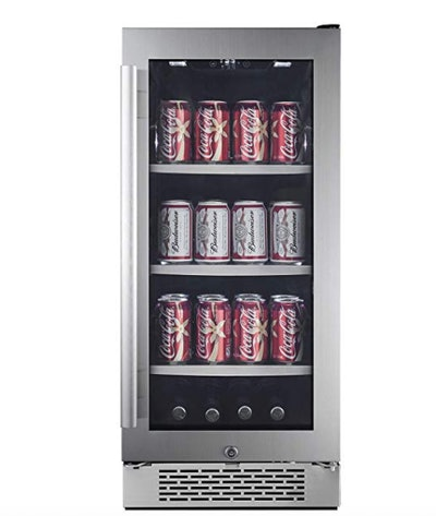 Avallon ABR151SGRH Built-In Beverage Cooler