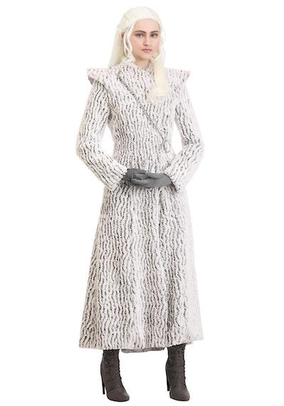 Winter Dragon Queen Costume