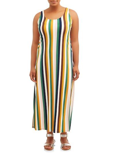 Eye Candy Juniors' Plus Size Maxi Dress