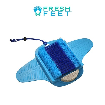Allstar Innovations Fresh Feet Foot Scrubber