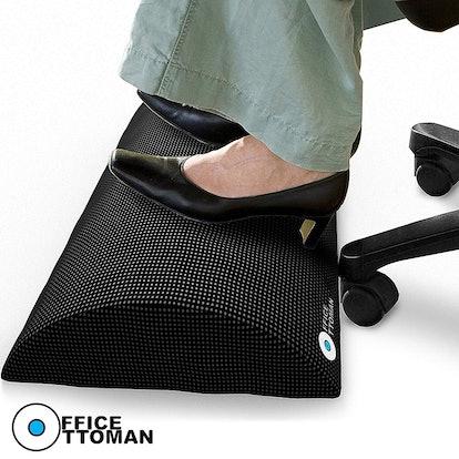 Office Ottoman Non-Slip Footrest