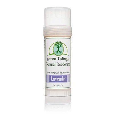 Green Tidings Extra Strength Natural Deodorant (2.7 Oz.)