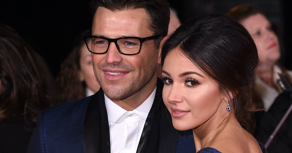 How Did Michelle Keegan & Mark Wright Meet? The Couple Bumped Into One Another While On Separate Holidays
