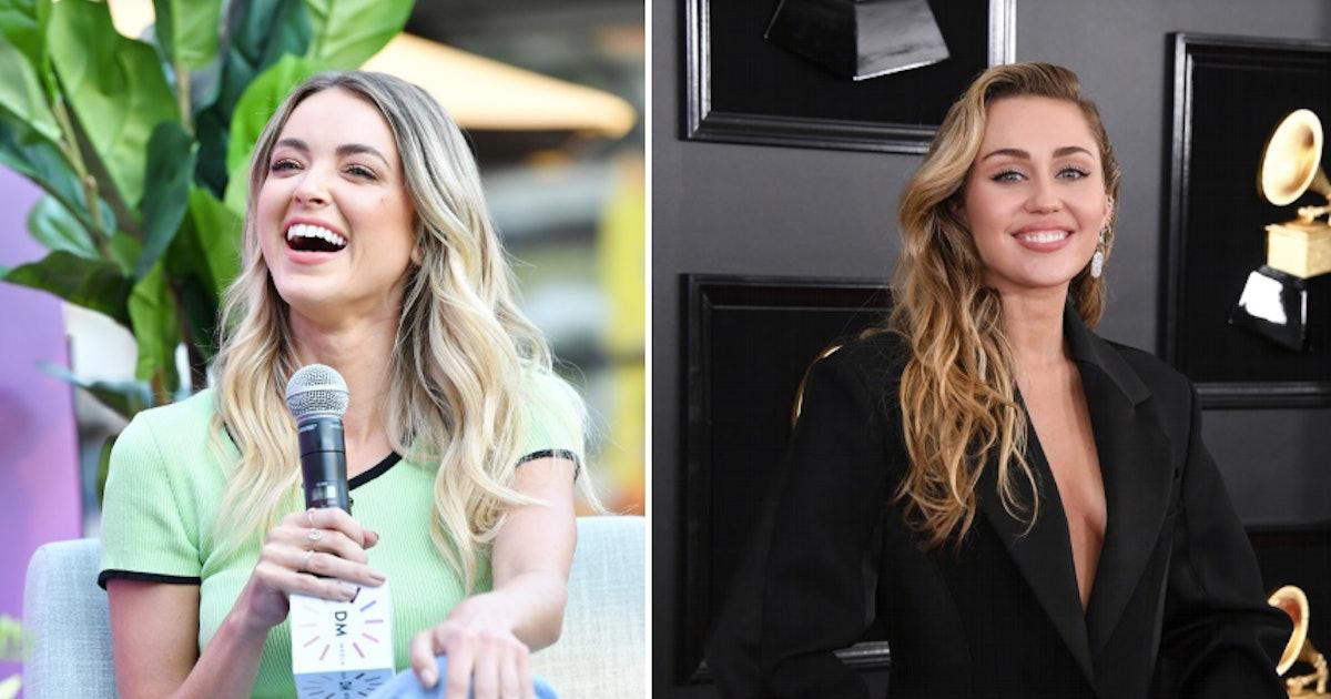 Miley Cyrus & Kaitlynn Carter's Zodiac Signs Might Explain Their Undeniable Chemistry