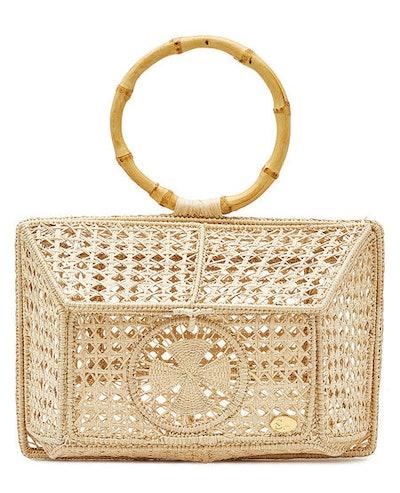 The Camila Basket Handbag