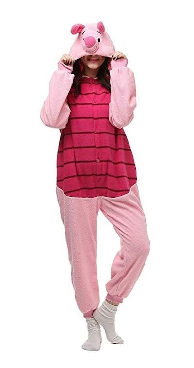 LandRosy Adult Onesie Halloween Costumes Sleepwear