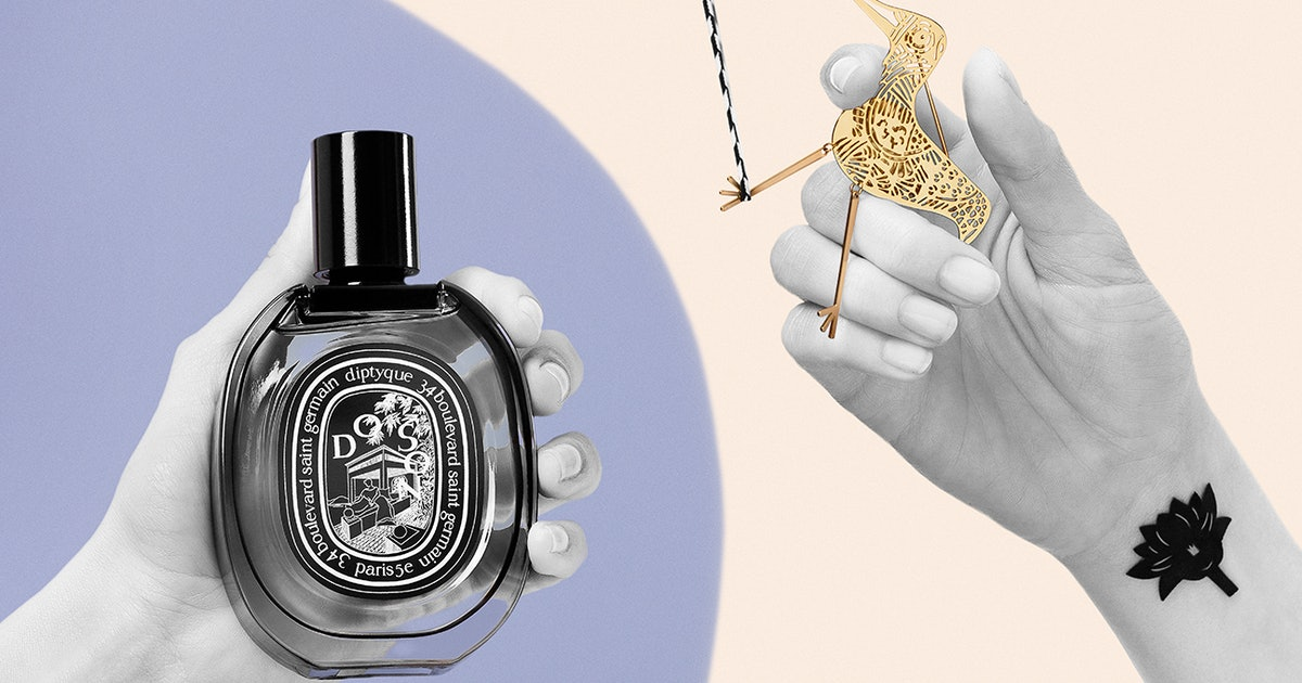 Diptyque's New Prets-A-Parfumer Collection Is Making It Possible To Wear Your Perfume In A Totally Unexpected Way