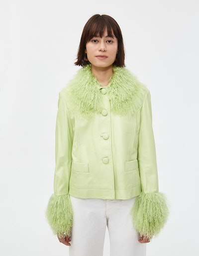Dorthe Shearling Jacket