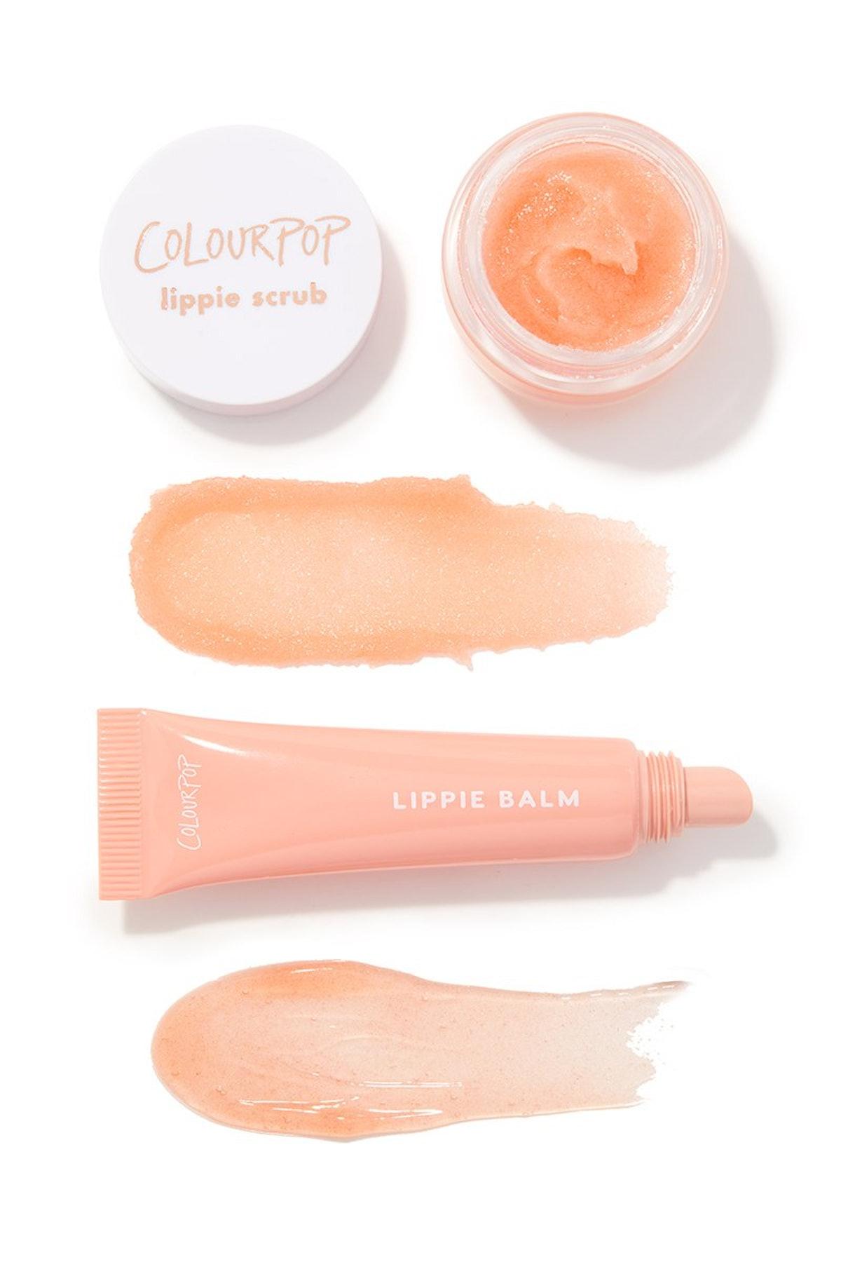 Bellini BB Lip Balm and Scrub Kit