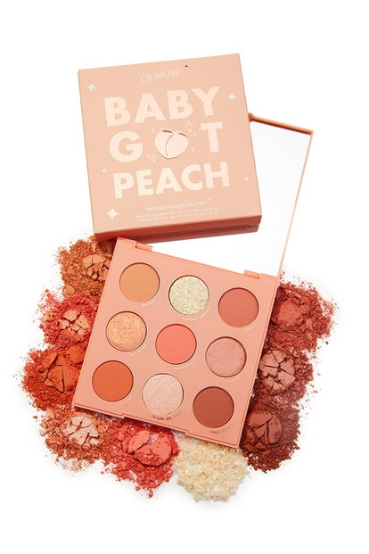 Baby Got Peach Shadow Palette