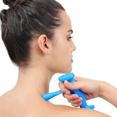 HealthandYoga Trigger Point Pressure Massager