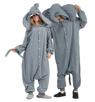 Adult Elephant Union Suit