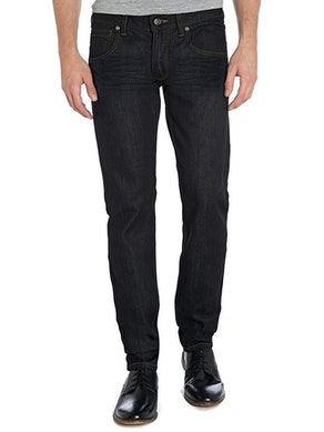 ETHANOL Mens Slim Hyper Stretch Motion Denim Jean