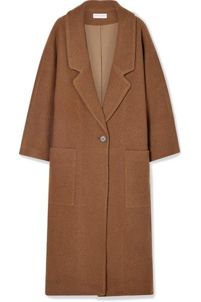 Apiece Apart Vita oversized wool coat