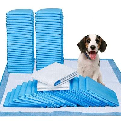 Petphabet Puppy Dog Training Potty Pee Piddle Pads
