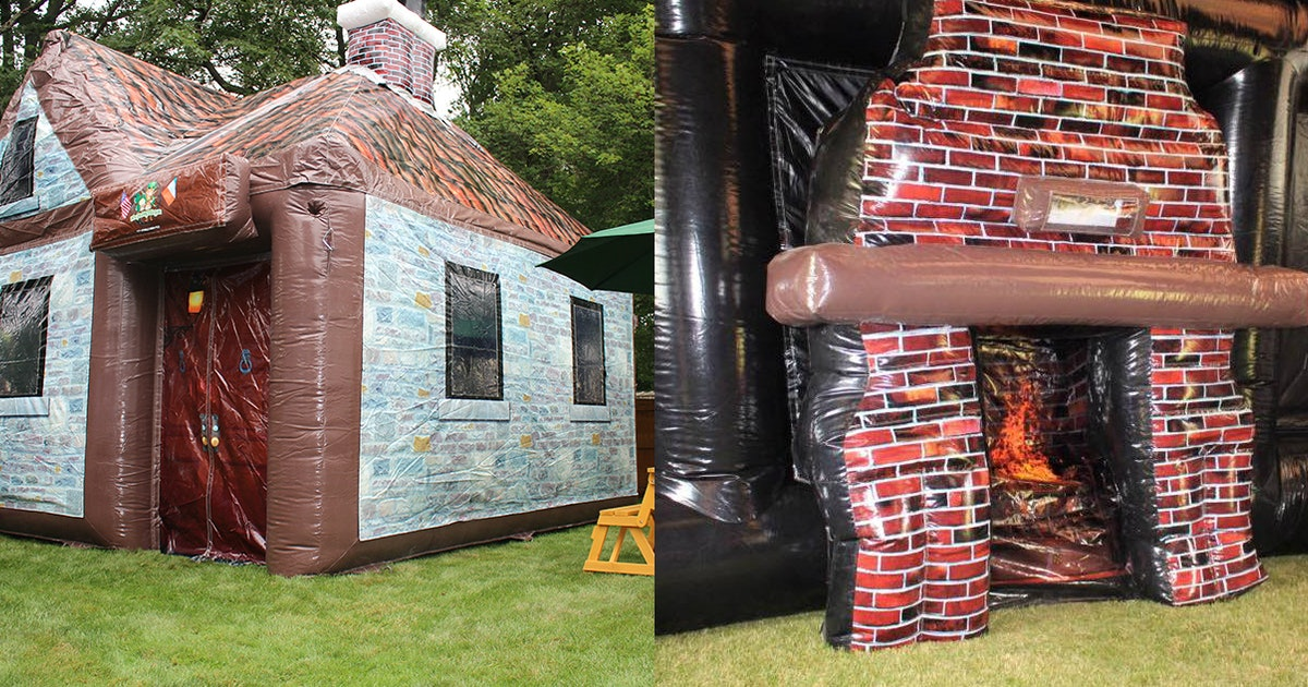 This Inflatable Pub Rental Is Exactly What You Need For Your Next Party