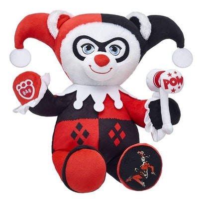 Online Exclusive Harley Quinn Bear