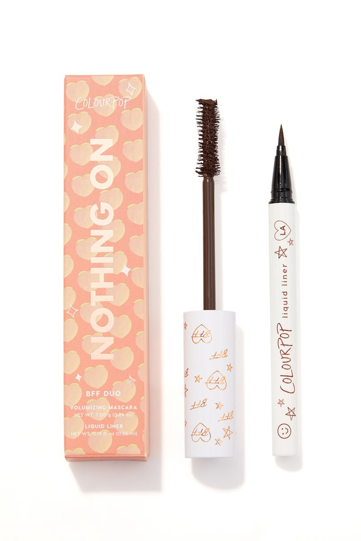 Nothing On BFF Mascara and Liquid Liner Kit