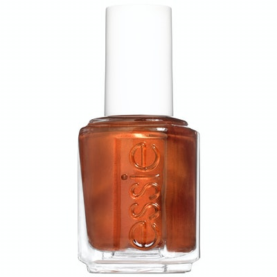 Nail Enamel in Rust Worthy