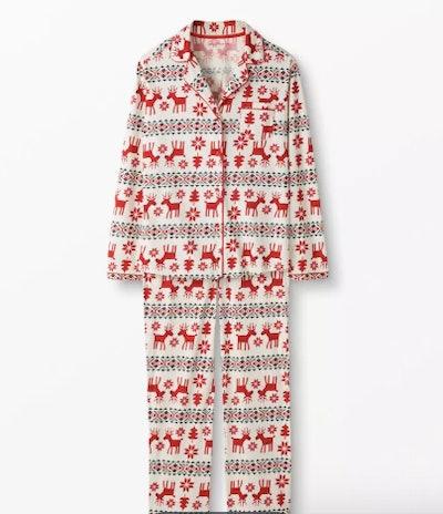 Hanna Andersson Dear Deer Pajama Set
