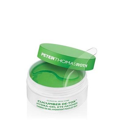 Cucumber De-Tox Hydra Gel Eye Patches