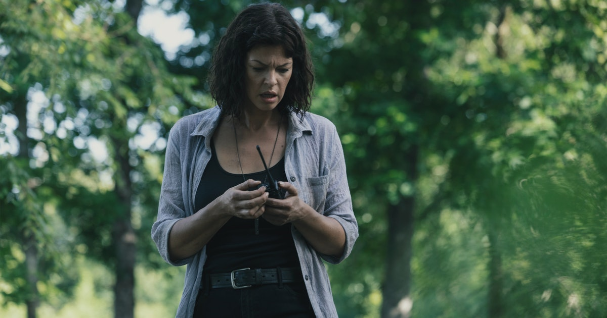 Jadis Might Fit Into 'Fear The Walking Dead' If This Theory Checks Out