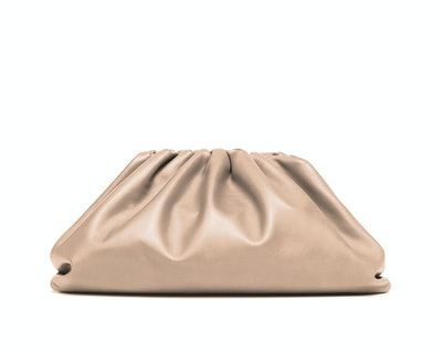The Pouch In Butter Calf Leather
