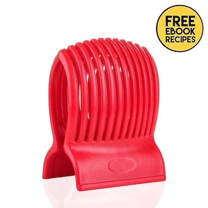 Multi-Use Tomato Slicer Holder