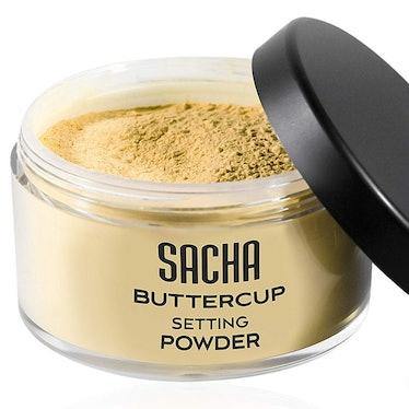 SACHA Buttercup Setting Face Powder