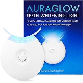 AuraGlow Teeth Whitening Light