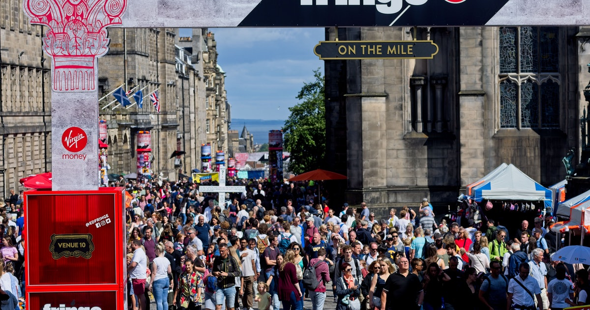A Number Of Edinburgh Fringe Performers Have Reported Incidents Of Sexual Harassment At The 2019 Festival