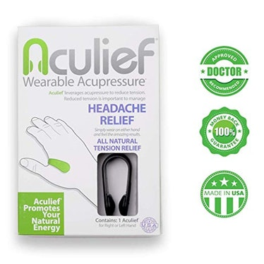 Aculief Wearable Acupressure Band