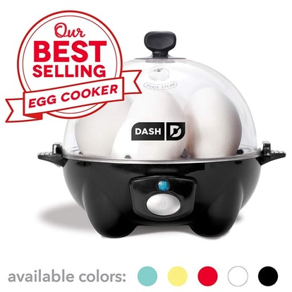Dash Rapid Egg Cooker (6-Egg)