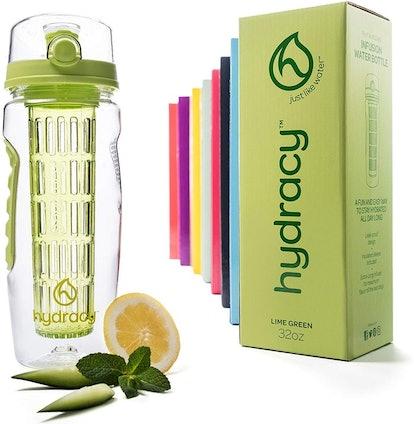 Hydracy Fruit Infuser Water Bottle (32 Oz)