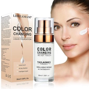 LDREAMAM Color-Changing Foundation