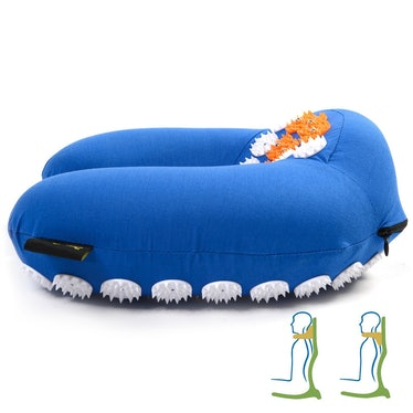 ZenGuru Best Acupressure U-Shaped Neck Pillow
