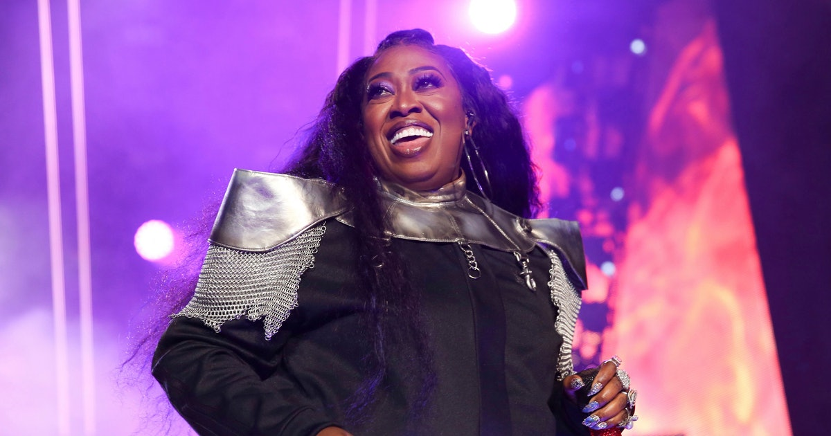 Missy Elliott's 'Throw It Back' marks a momentous comeback
