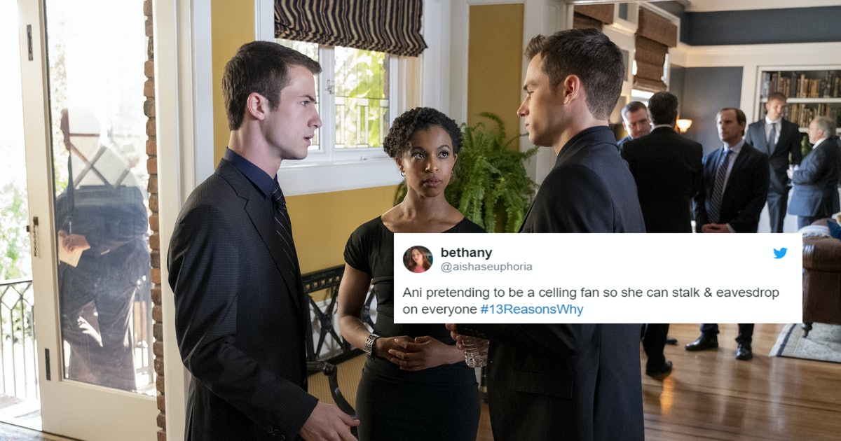 20 Tweets About Ani From '13 Reasons Why' That Are Filled With Teen Angst
