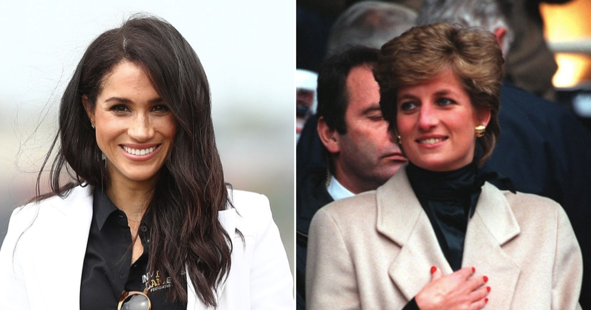 9 Unique Qualities Meghan Markle & Princess Diana Have In Common