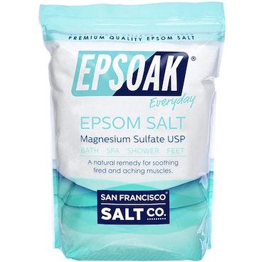 Epsoak Epsom Salt Soak (19 lbs)