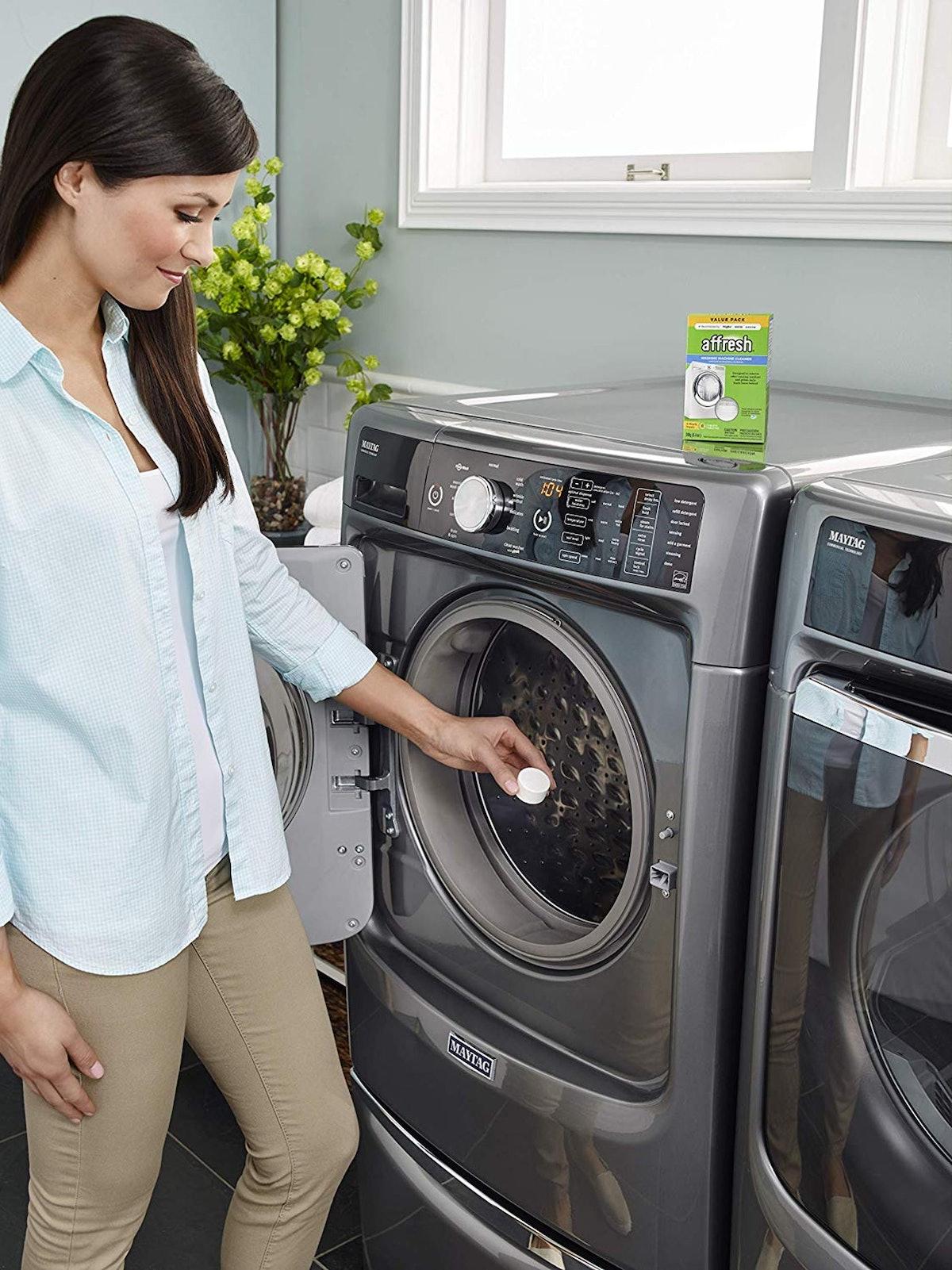 Affresh Washing Machine Cleaner (6 Pack)